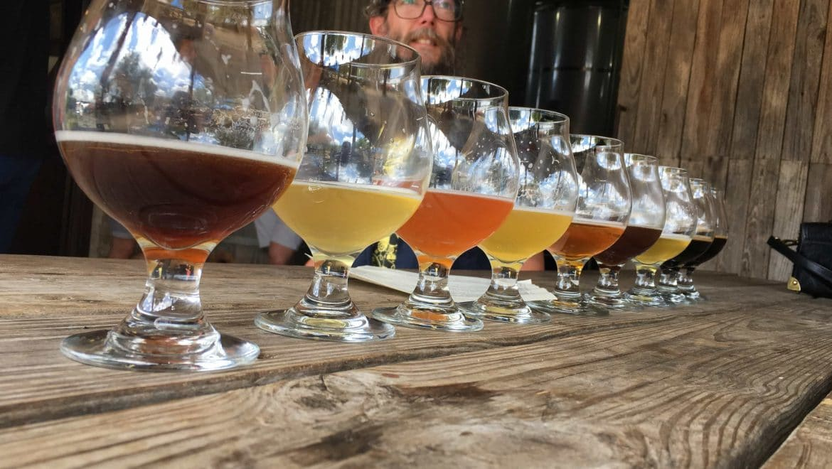An Introduction to the language of craft beer